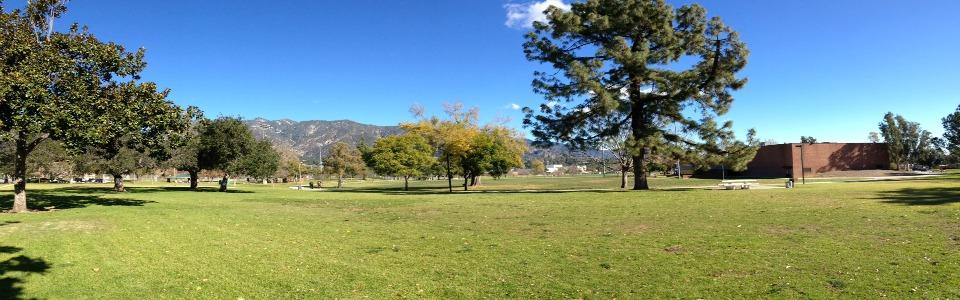 Victory Park in Pasadena