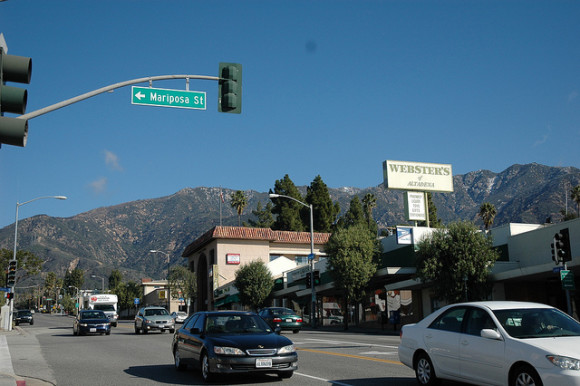 Altadena Business District