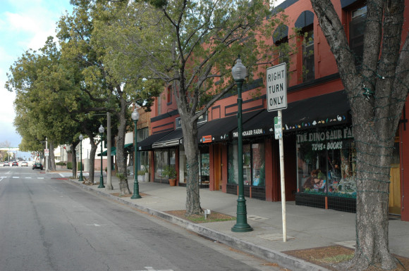 South Pas Business District